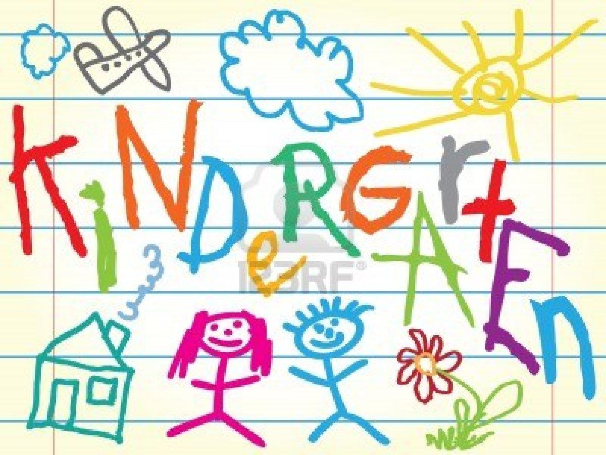 Welcome To Kindergarten Clipart - Clipart Kid