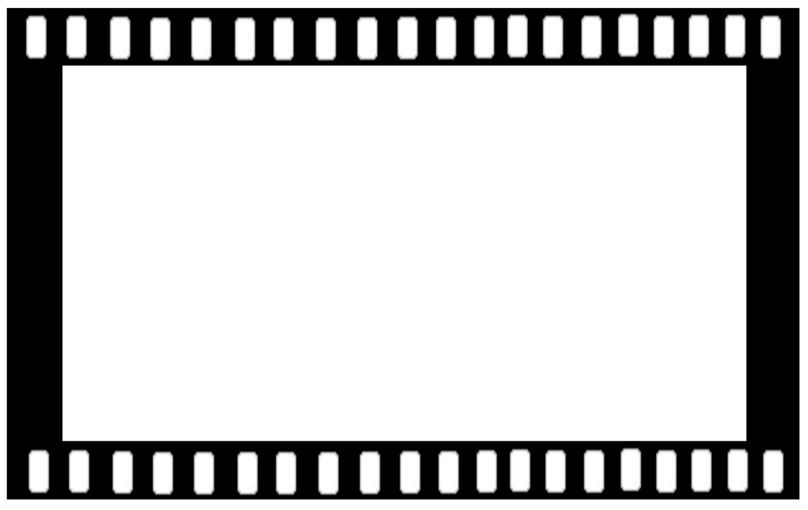 Movie Border Clipart   Clipart Panda   Free Clipart Images