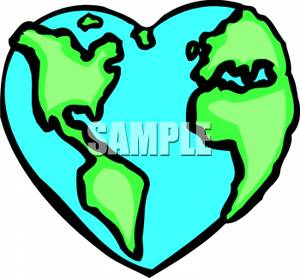 Planet Earth Clipart   Clipart Panda   Free Clipart Images