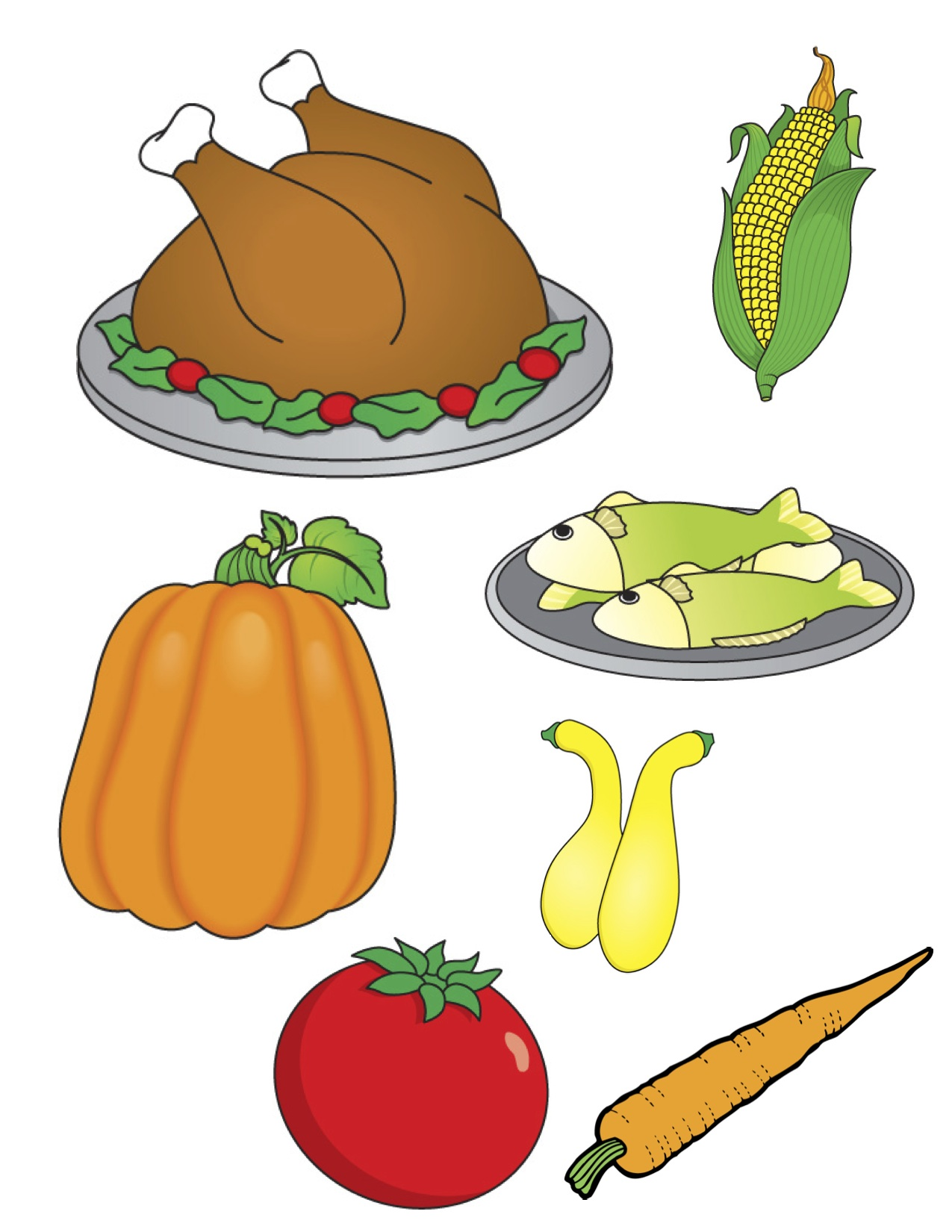 Thanksgiving Clipart 4