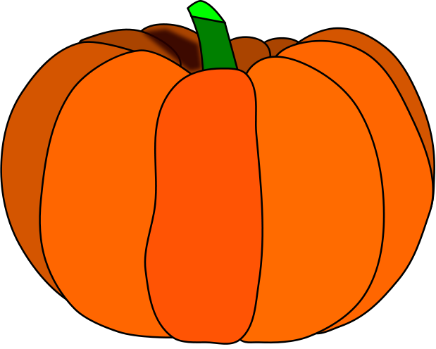 Cute pumpkin clipart clipart suggest for Free online drawing websites