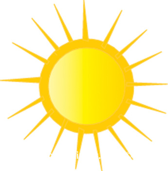 Weather Clip Art Weather Sun2 Jpg