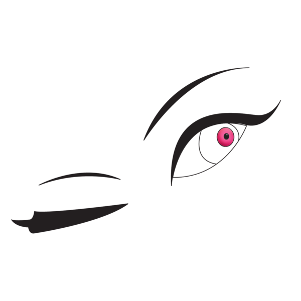 Winking Eye Logo   Free Images At Clker Com   Vector Clip Art Online