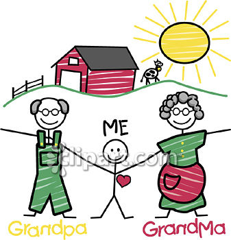 17 Grandparents Clip Art Free Cliparts That You Can Download To You