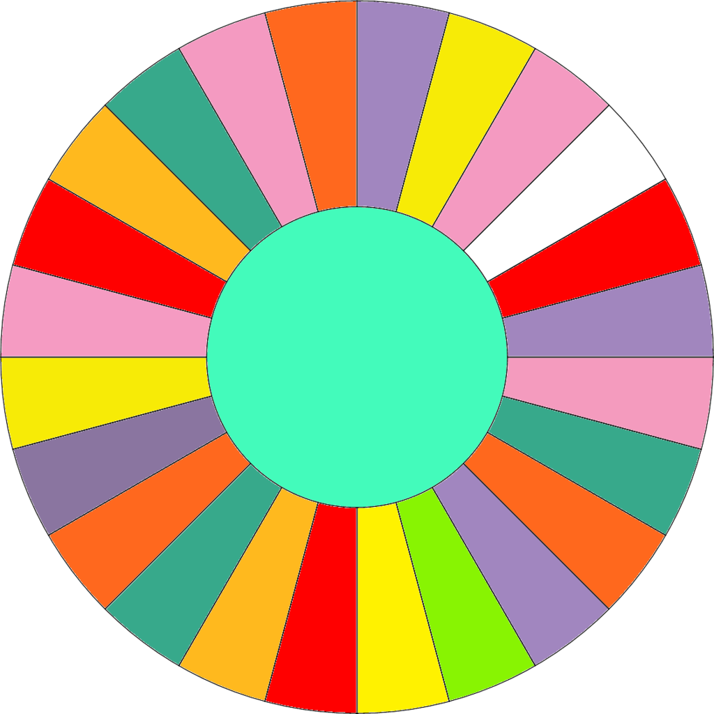 Wheel of fortune clipart clipart suggest for Online wheel of fortune template
