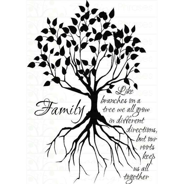 Family Tree Symbol Clip Art – Clipart Free Download