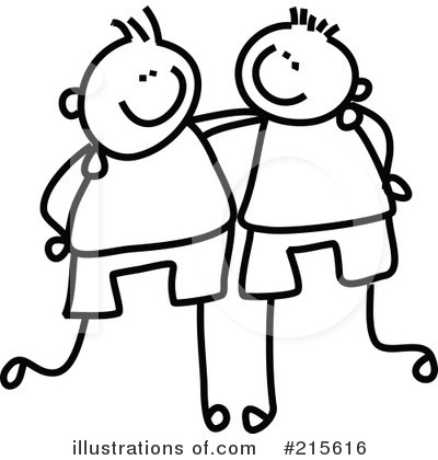 Clip Art Friend Clipart clip art male friend clipart kid royalty free rf friends illustration by prawny stock