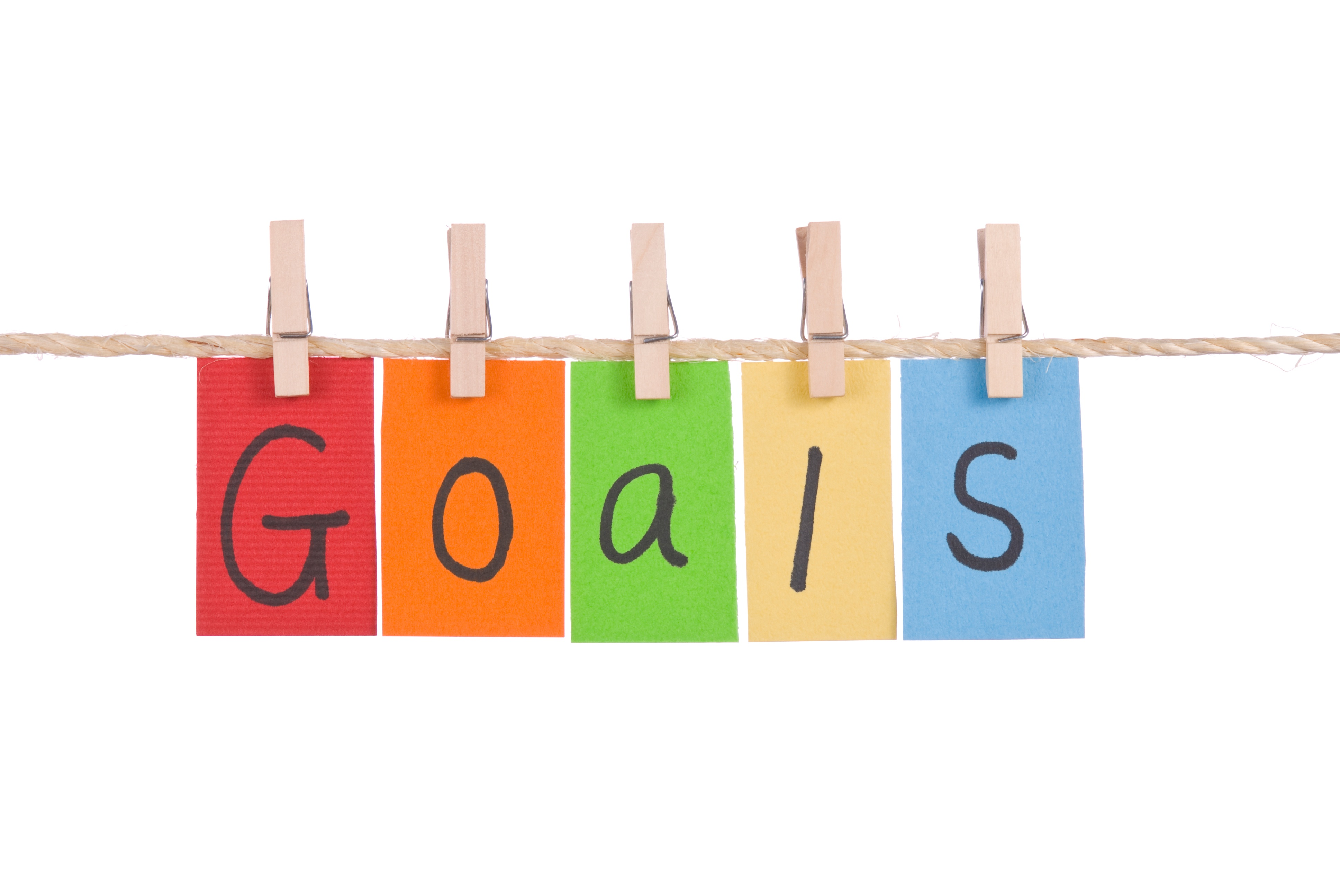To Walk You Through Steps One And Two  Defining Goals And Objectives