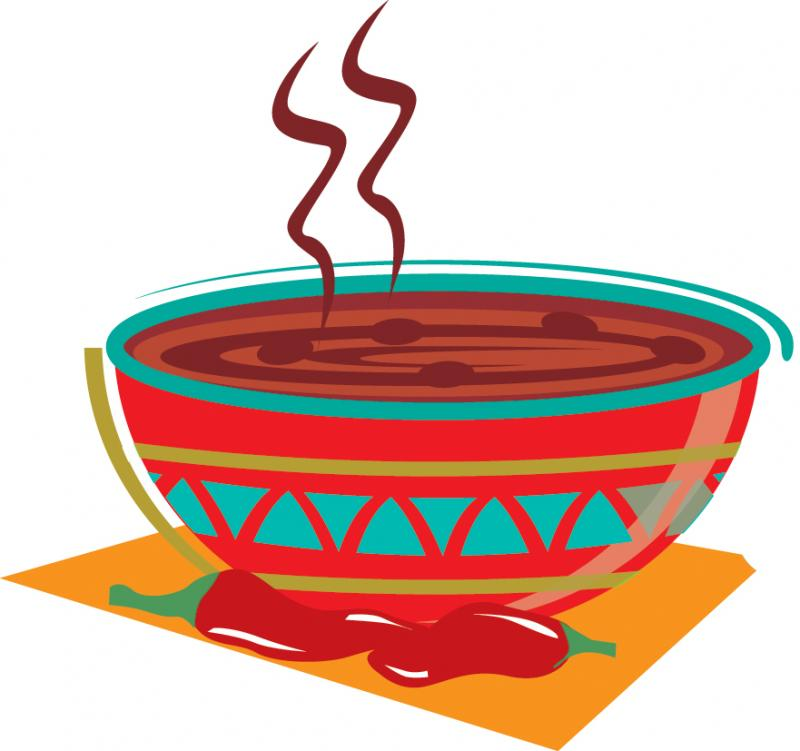 Clip Art Bowl of Chili