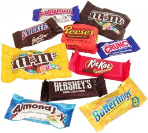 Halloween Candy  The Good The Not So Bad And The Stuff That Rots