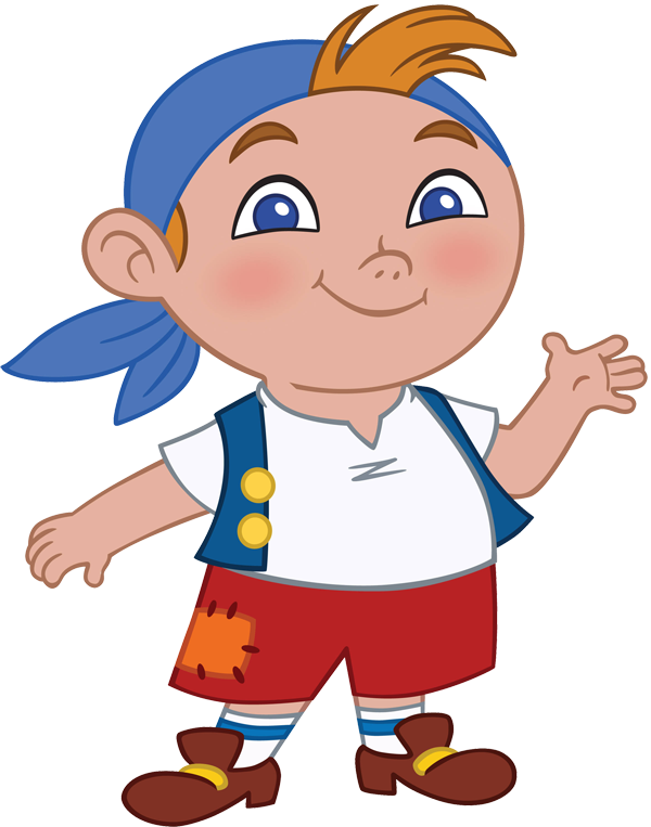 Jake   The Never Land Pirates Clipart