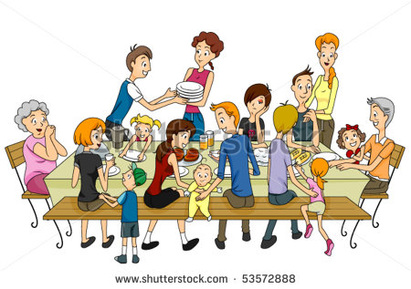 Family Reunion Stock Photos Images   Pictures   Shutterstock