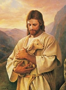 jesus the good shepherd clipart clipart suggest Good Shepherd Clip Art As Christ Good Shepherd Painting