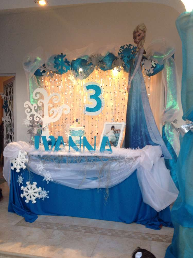 frozen 3rd birthday cake clipart clipart suggest. Black Bedroom Furniture Sets. Home Design Ideas