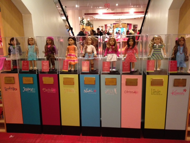 Official Site For American Girl Dolls Clothes Furniture Books