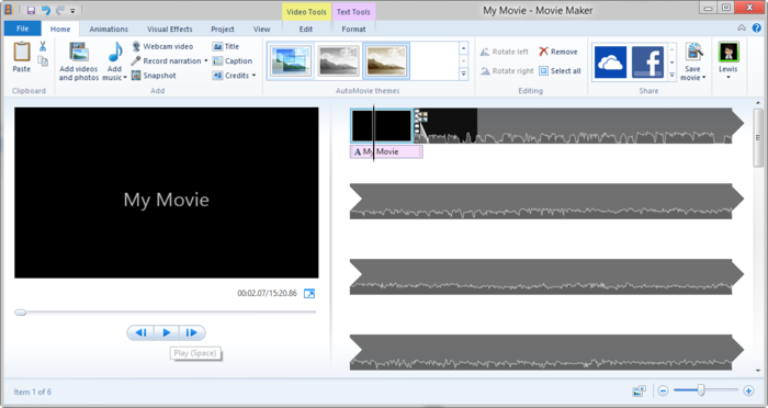 Descargar Windows Movie Maker 2012 Gratis En Espa Ol