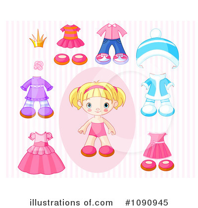 Toddler Clipart  1090945 By Pushkin   Royalty Free  Rf  Stock