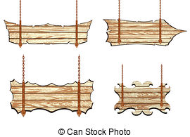 Wooden Boards Stock Illustrations  32164 Wooden Boards Clip Art
