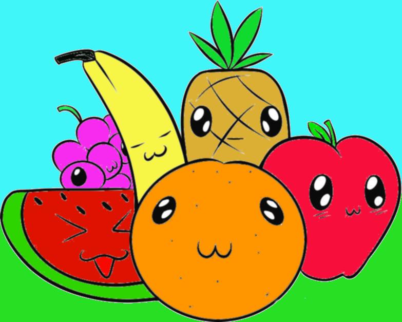 animated fruit basket