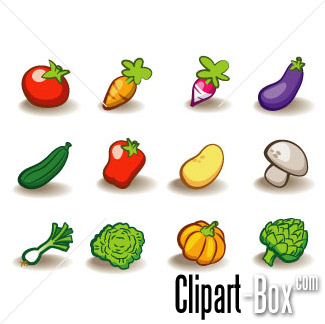 Free Vegetable Clipart Pictures To Like Or Share On Facebook