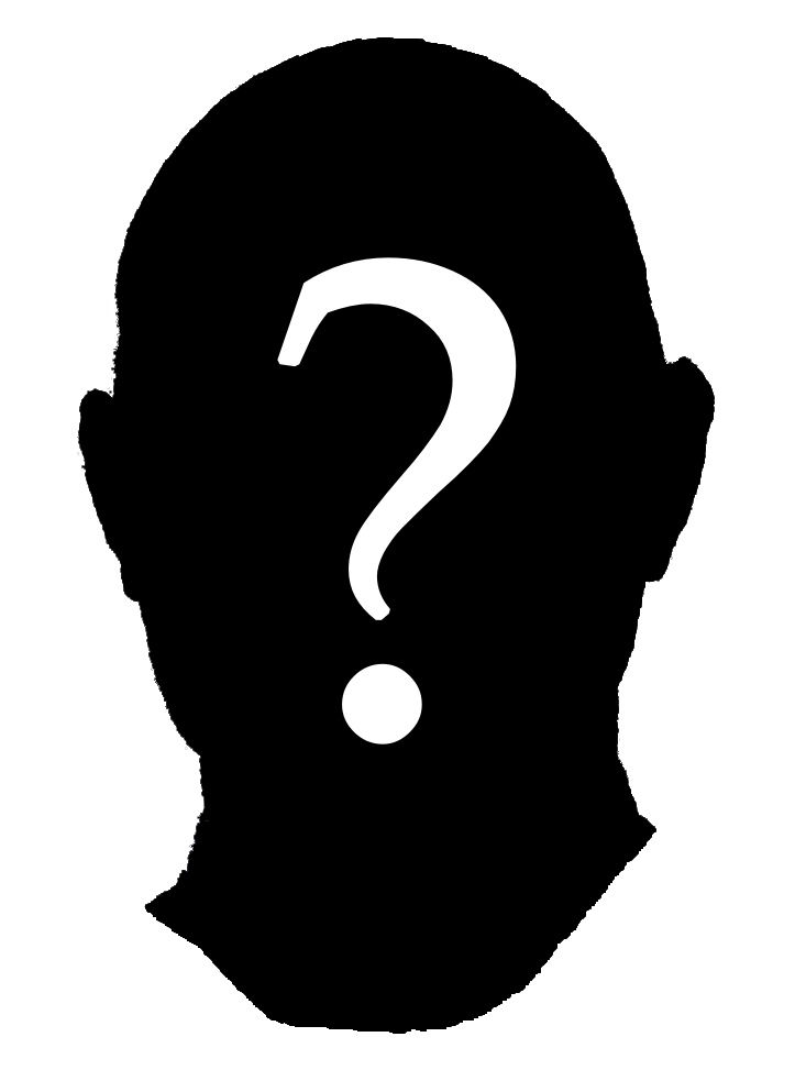 Head Silhouette With Question Mark
