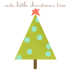 Clip Art Tree Modern Christmas Clipart Clipart Suggest