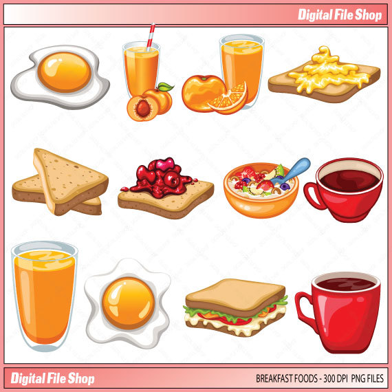 Breakfast Clipart Images Breakfast Clipart   Food Clip