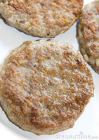 Breakfast Sausage Patty Clipart Pork Sausage Patties 4933818 Jpg