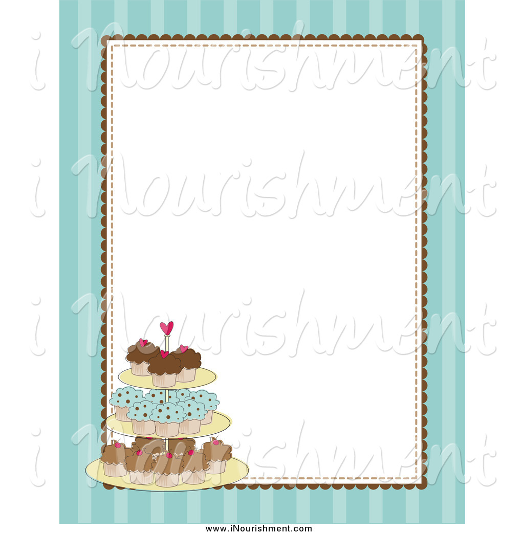 Dessert Border With No Copyright Clipart - Clipart Suggest