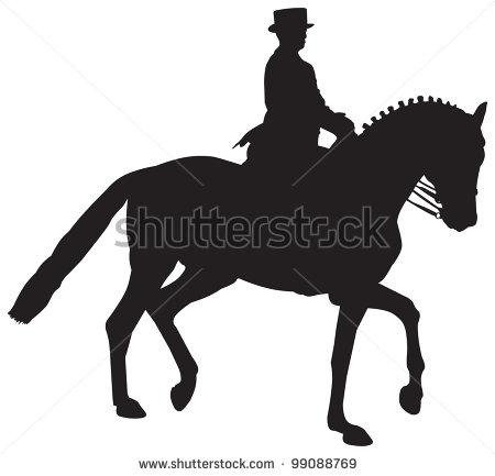 Western Pleasure Horse Rider No Clipart - Clipart Kid