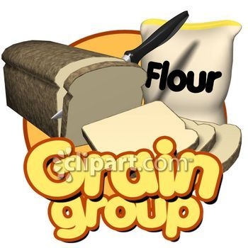 Grain Food Group Clipart Images   Pictures   Becuo