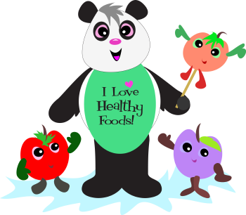Healthy Food Pictures Clip Art