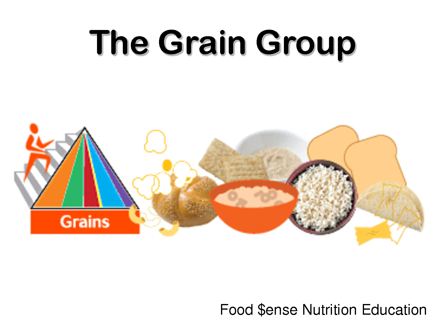 Protein Food Group Clipart Grain Food Group Clipart