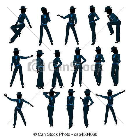 There Is 39 Jazz Dance Kick Free Cliparts All Used For Free