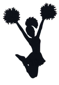 Cheerleader Clip Art At Clker Com   Vector Clip Art Online Royalty