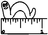 High Quality Vector Inch Worm 2