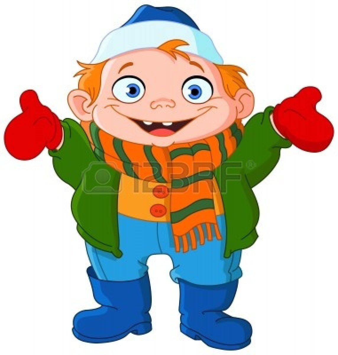 clipart winter clothing - photo #42