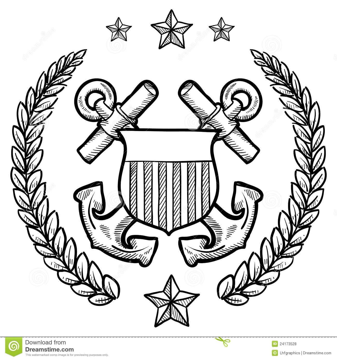 Us Navy Insignia Clipart - Clipart Kid