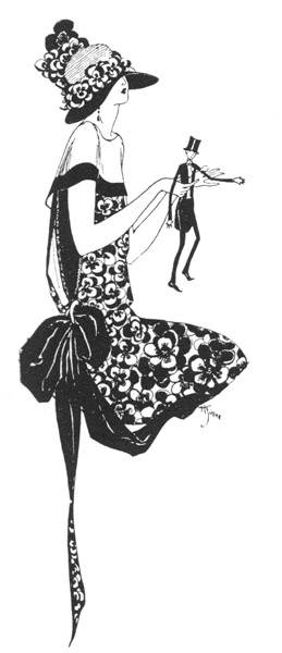 Flapper Dancing Clipart Five Red Herrings Is Probably