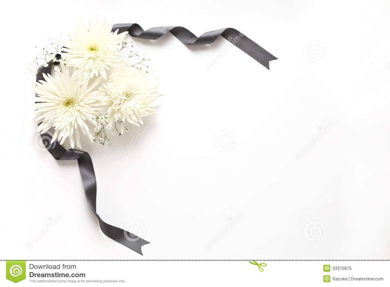 free funeral flower clip art - photo #18