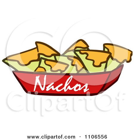 Clip Art Nachos Clip Art nachos clipart kid image 1106556 tray of and cheese royalty free vector