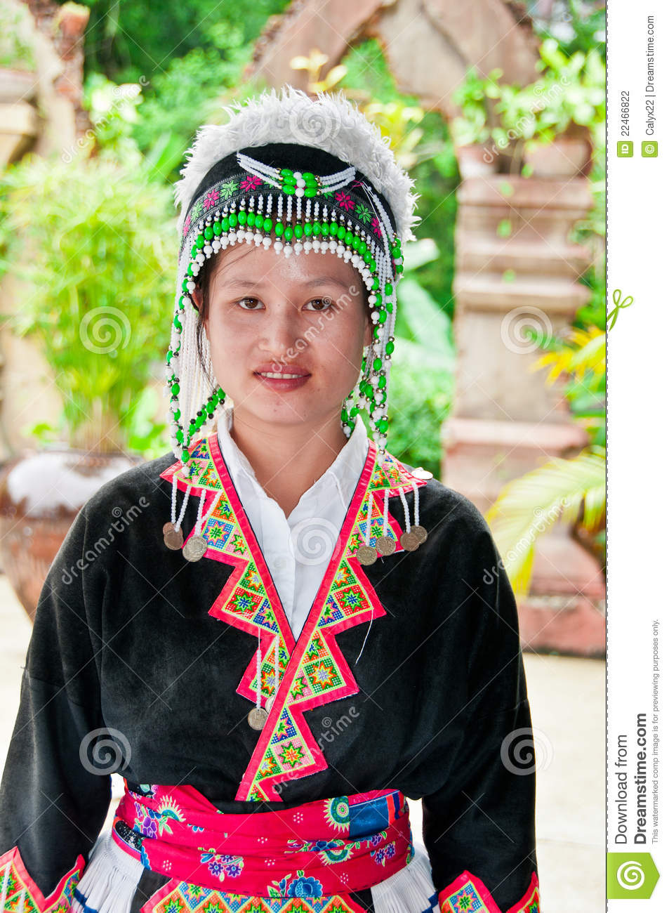 Laotian Hmong Woman Editorial Photography   Image  22466822