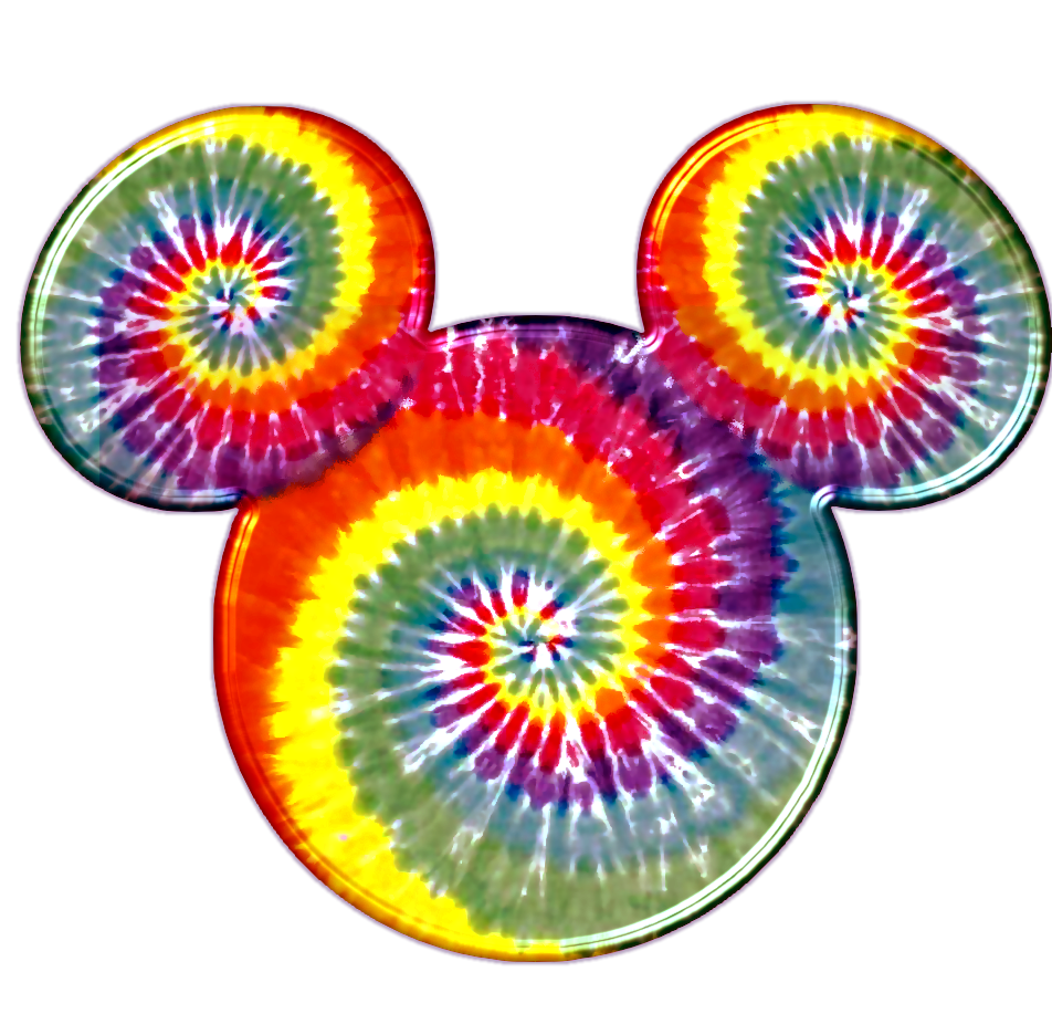 Tie Dye Mickey Head   The Dis Disney Discussion Forums   Disboards Com