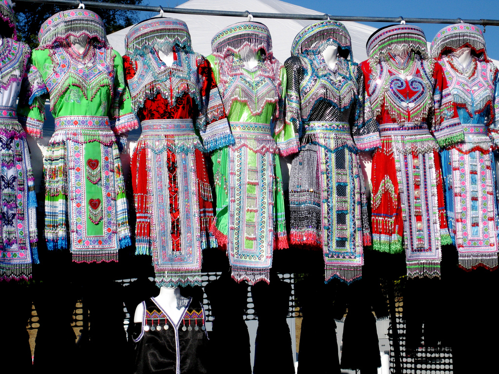 Traditional Chinese Hmong Clothing   Flickr   Photo Sharing