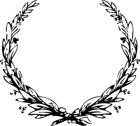 15 Laurel Wreath Logo Free Cliparts That You Can Download To You