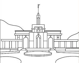 Clip Art Lds Temple Clipart lds temple clipart kid free clipart