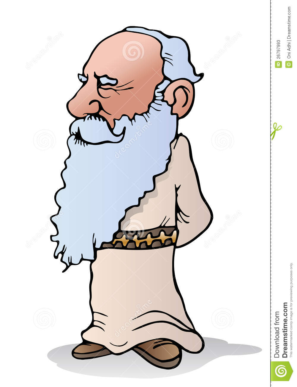 Wise Old Man Clipart - Clipart Suggest