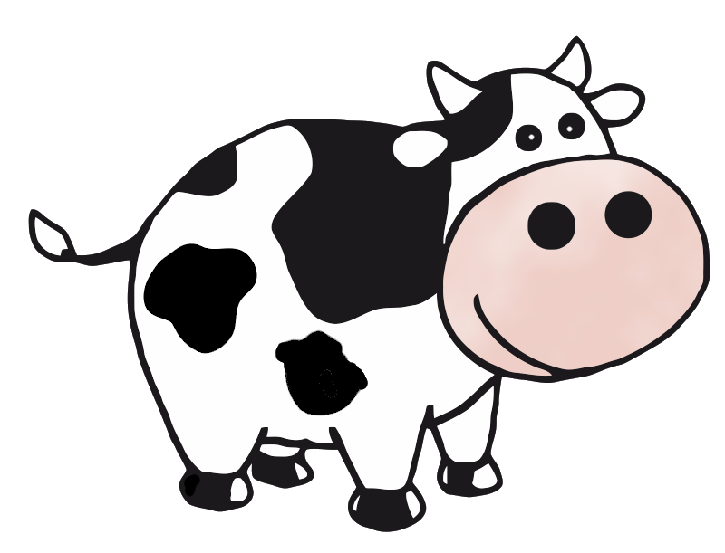 Premium Pictures Of Happy Cows Cliparts