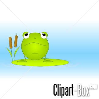 Related Frog Pond Cliparts