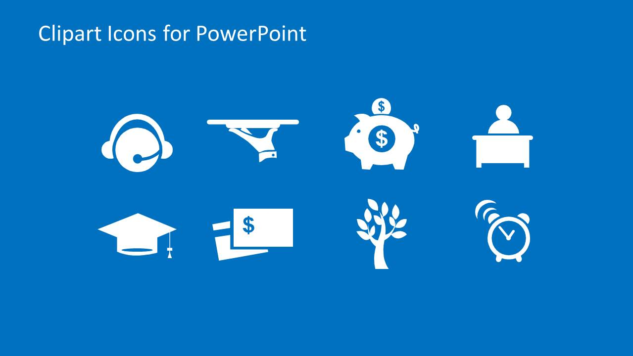 Powerpoint Icons And Clipart - Clipart Kid